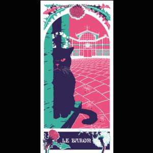 Le Baron par Benoît Garnier du Collectif Paon !