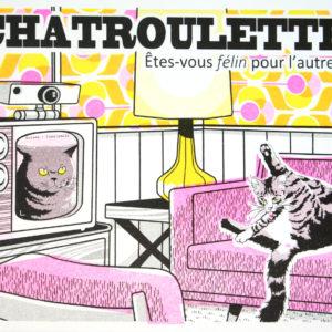 Chatroulette par Benoit Garnier