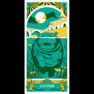 L'Evadé par Benoît Garnier