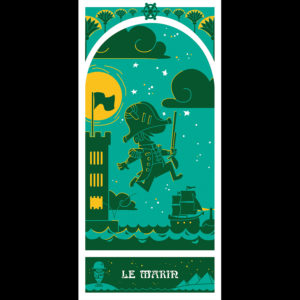 Le Marin par Marc Domingo