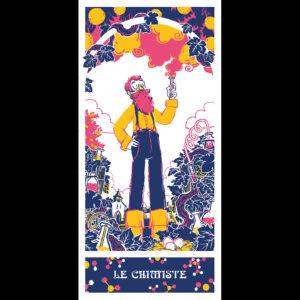 Le Chimiste par Rémy Nardoux
