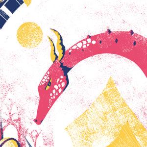 Le Dragon par Elodie Boureille