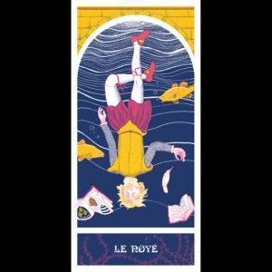 Le Noyé par Marine Loscos